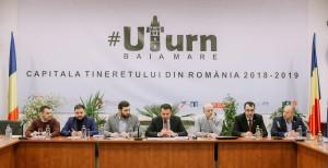 Baia Mare se pregătește să devină Capitala Tineretului din România