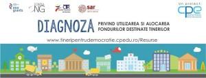 Diagnoza privind utilizarea și alocarea fondurilor publice destinate tinerilor