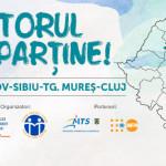 CTR susține campania Vocea tinerilor: 12 – 14 noiembrie (Brașov, Sibiu, Tg. Mureș și Cluj-Napoca)