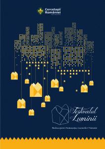 Luna mai este luna Festivalului Luminii