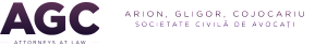 Arion Gligor Cojocariu-logo