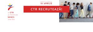 CTR oferă posibilitatea efectuării unui stagiu de voluntariat