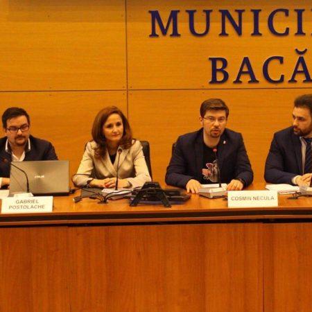 Bacău se pregătește să devină Capitala Tineretului din România