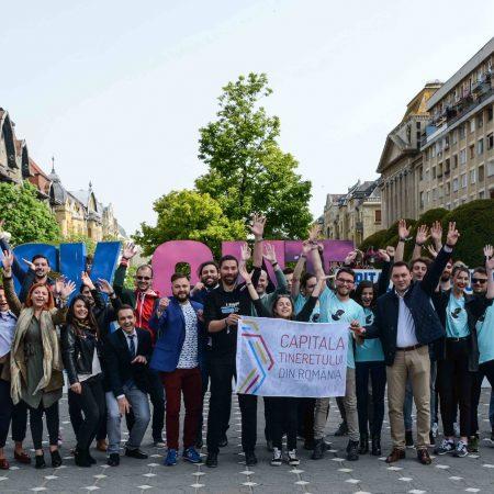 Timișoara predă ștafeta. Bacău preia titlul Capitala Tineretului din România