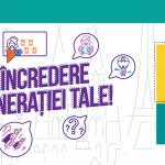 """Înscrie-te la Summitul Tinerilor – Ediția a II-a """"Dă încredere Generației Tale!"""""""