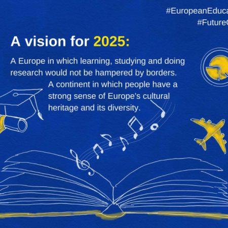 Am fost la primul Summit al educației pe tema întemeierii Spațiului european al educației