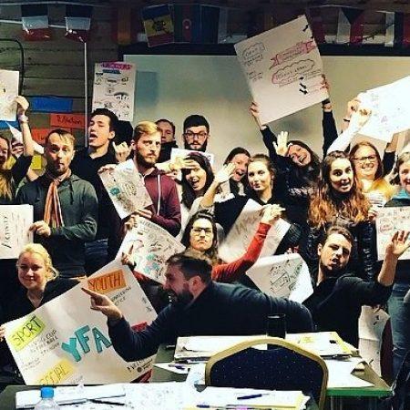 Impresiile voluntarilor CTR după un eveniment Erasmus+