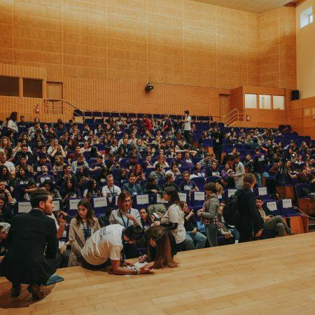 Reprezentanții tinerilor au discutat despre programul  de credite cu vicepremierul Viorel Ștefan