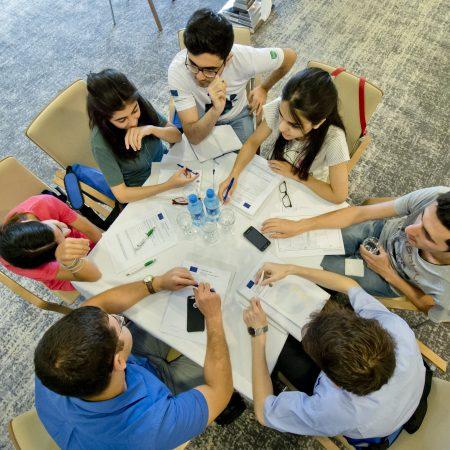 Sesiune de studiu pe tema rolului consiliilor naționale de tineret în dezvoltarea politicilor publice