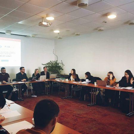 Sesiune de prezentare și promovare a propunerilor alternative la reglementările legale relevante pentru politica de tineret