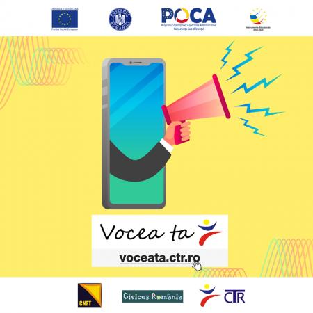 Platforma de petiționare Vocea ta!