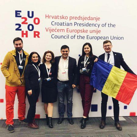 Conferința de Tineret a Uniunii Europene – Zagreb, Croația