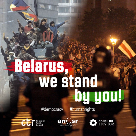 Belarus, we stand by you!