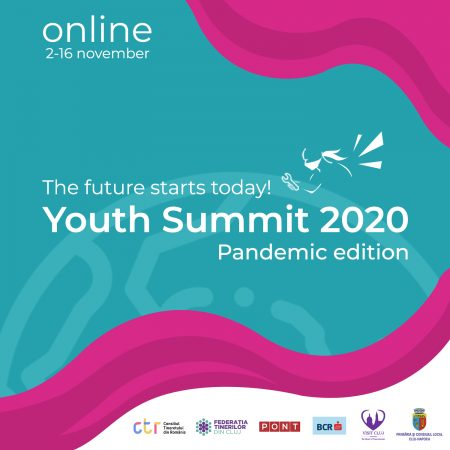 Youth Summit 2020 – the anniversary edition will be online