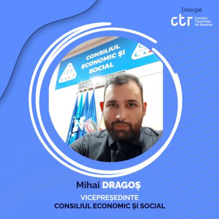 CTR, reprezentat în conducerea Consiliului Economic și Social